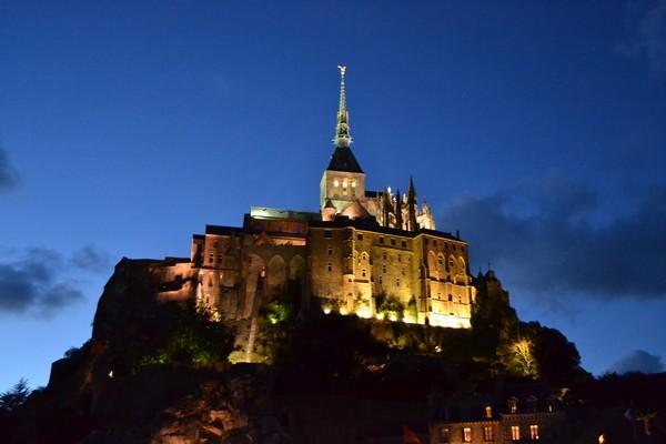 guía para visitar y dormir dentro del mont saint michel