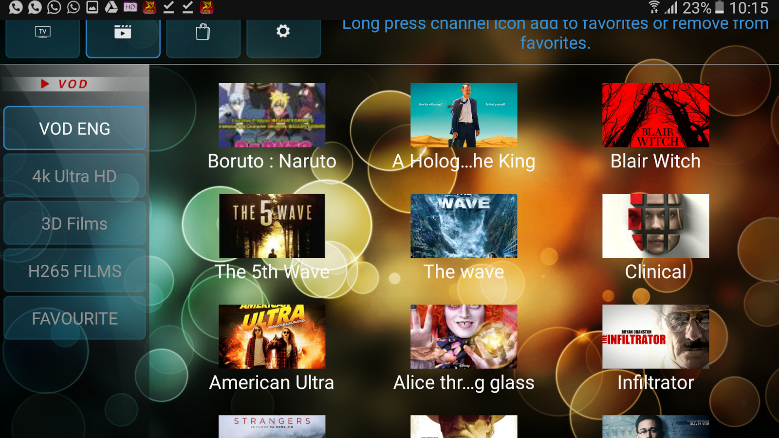 OPEN TV-BEST APK FOR LIVE TV IPTV ON ANDROID NO ADS AND FREE