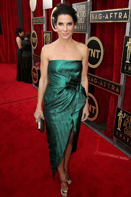 Sandra Bullock Screen Actors Guild Awards 2014