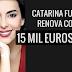 Catarina Furtado renova com RTP: 15 mil euros mês