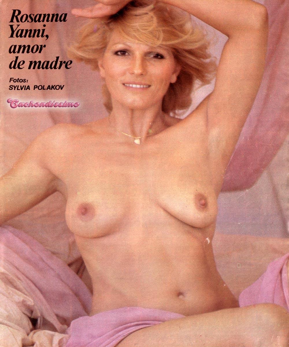 Rosanna Yanni Nude