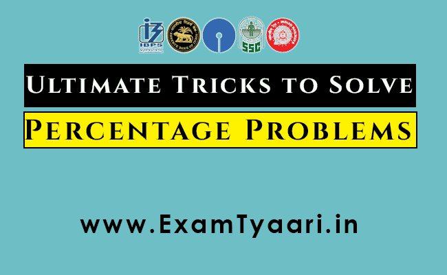 Percentage Questions For Ssc Cgl Pdf