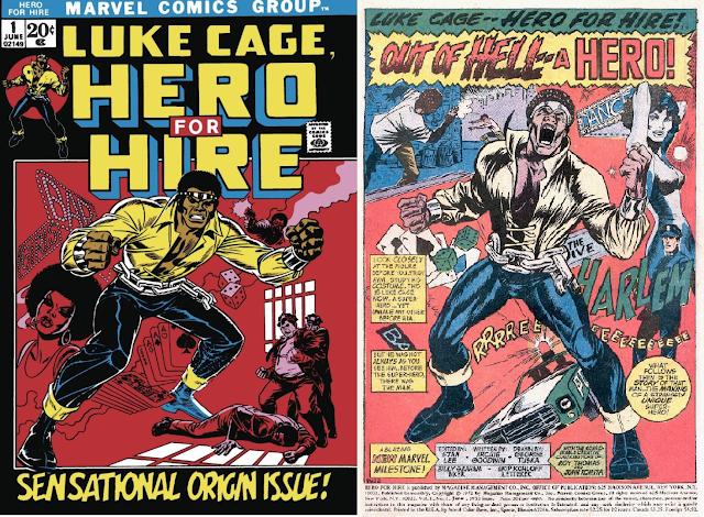 Nicolas Cage - Luke Cage, Powerman - komiksowe role aktora