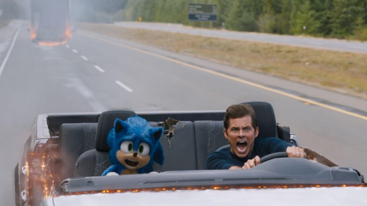 James Marsden diz que assinou contrato para várias sequências de 'Sonic: O Filme'