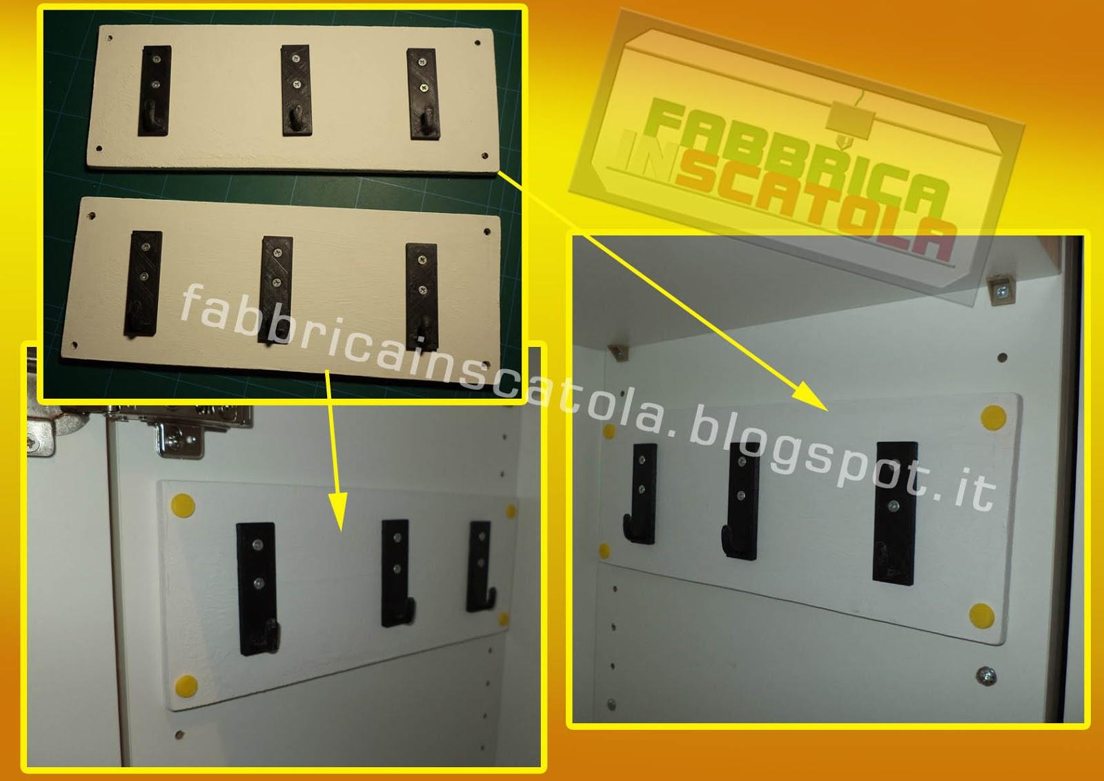 Fabbrica in scatola: Accessori e ricambi per arredamento