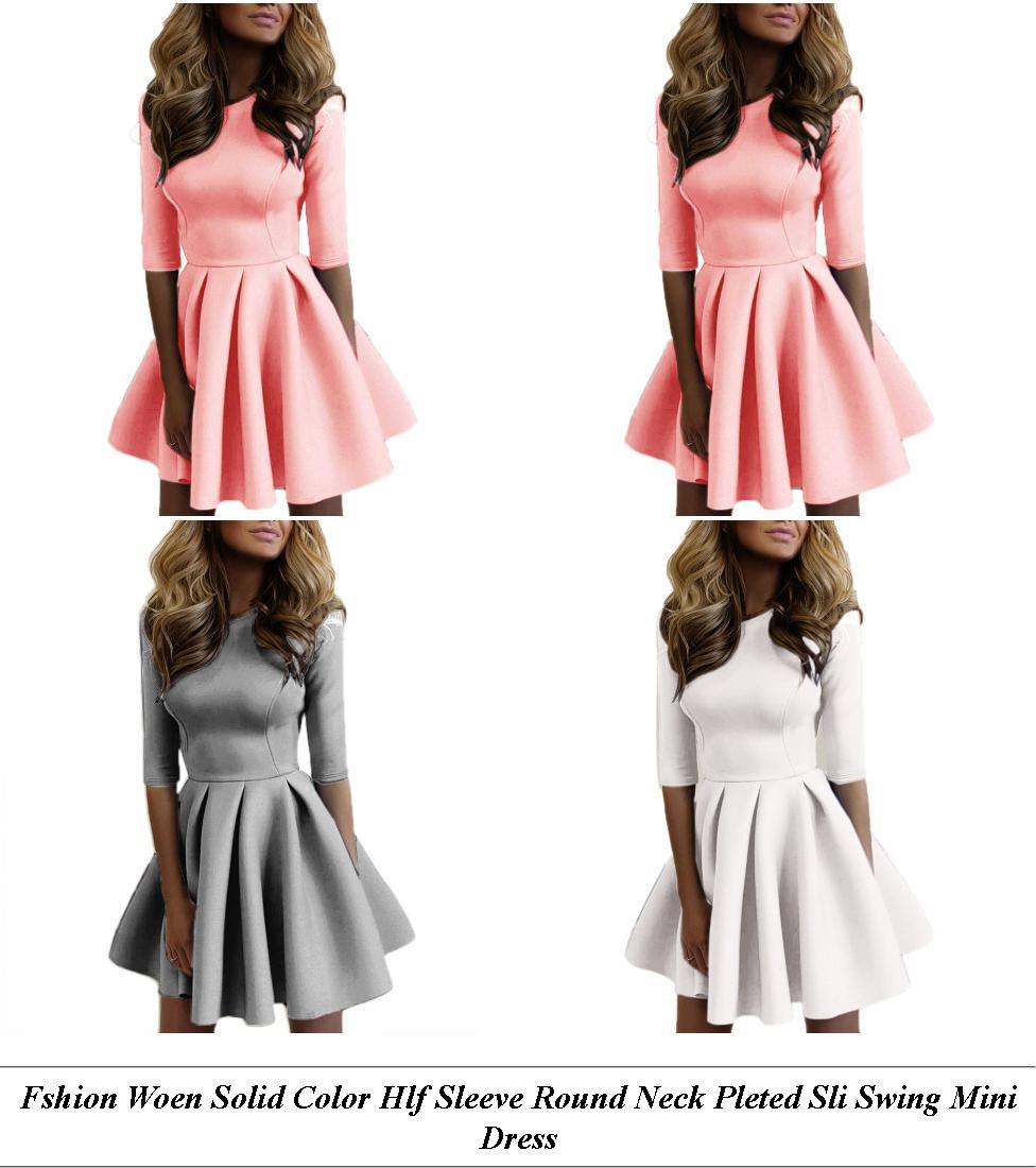Long Dresses - Clearance Sale - Denim Dress - Buy Cheap Clothes Online