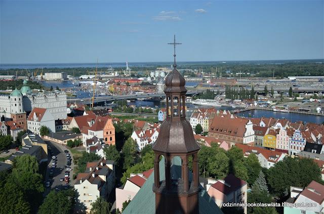 Szczecin z dziećmi- Dni Morza oraz II Family Travel Festival