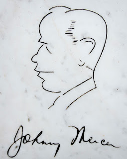 Autorretrato de Johnny Mercer