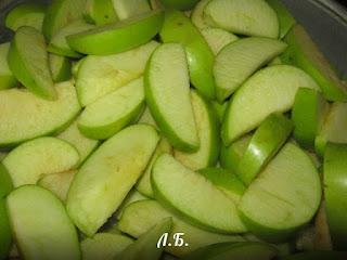 готовим варенье из недозрелых яблок