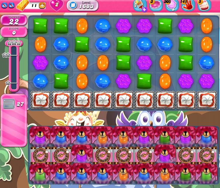 Candy Crush Saga 1683