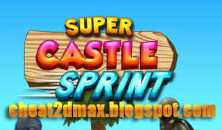 Super Castle Sprint on facebook