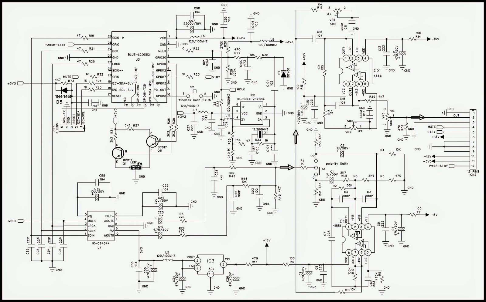 Sound Bar Hook Up Diagram Wiring Diagram And Schematics