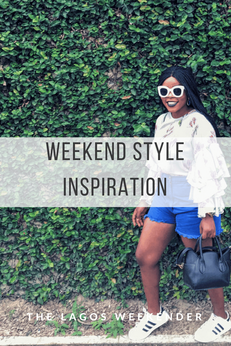 Weekend Inspiration: The Lagos Weekender : Weekend Style Inspiration: Blogger