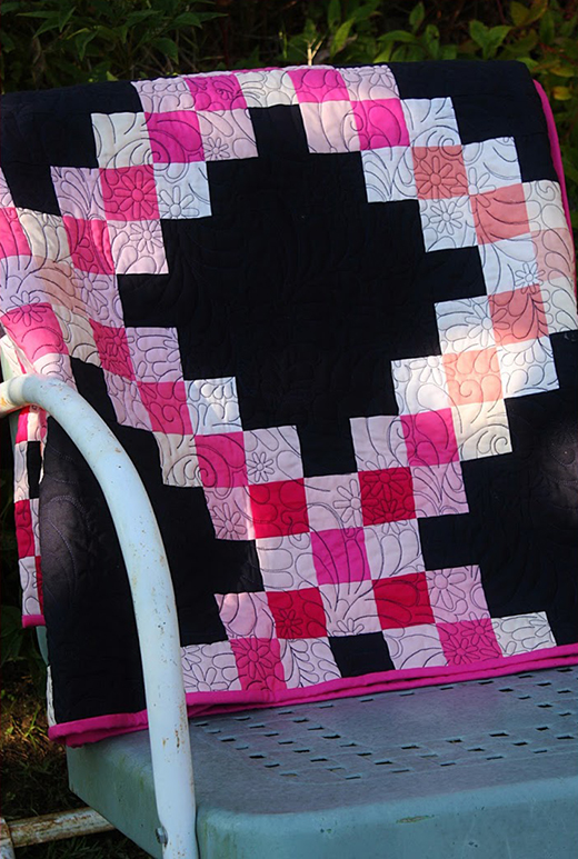 Double Irish Chain Quilt Free Tutorial
