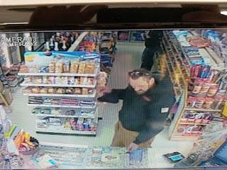 Pursuit Suspect At Large Near Osgood