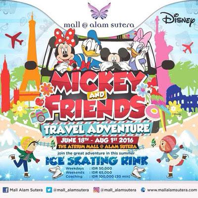 Mickey & Friends Travel Adventure