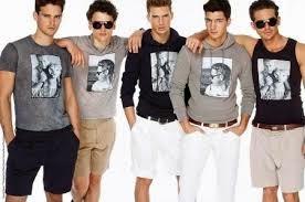 Solo Para Hombres Moda Para Verano