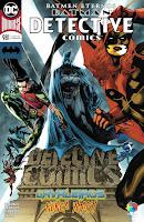 DC Renascimento: Detective Comics #981