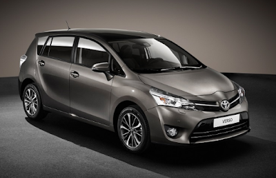 2018 Toyota Verso Specs, Release date, Price, Interior