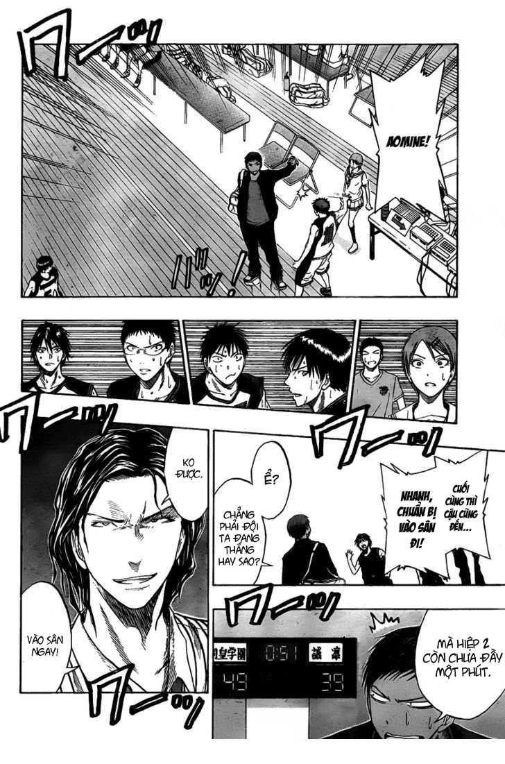 Kuroko No Basket chap 045 trang 20