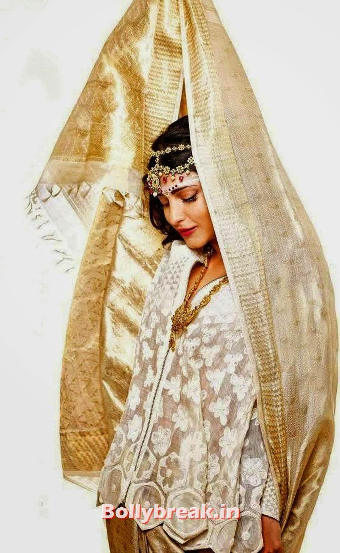 , Shruthi Hassan Photoshoot for Harper Bazaar Magazine