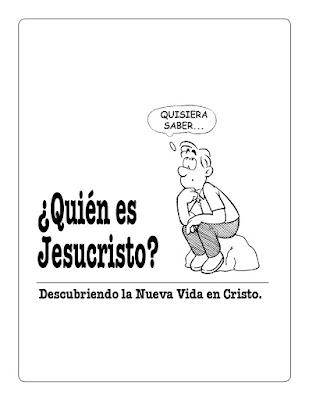 Marcos Robinson-¿Quién Es Jesucristo?-