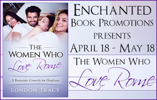 The Women Who Love Rome blog tour