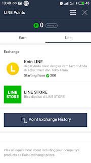 cara mudah mendapatkan koin line gratis