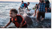 Refugees head for Europe daily and their agony continues