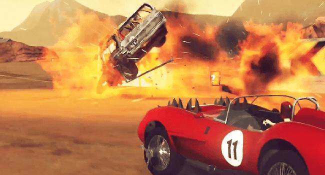 تحميل لعبة carmageddon max damage