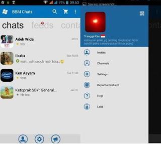 BBM BROWN MOD v3.0.1.25 Terbaru