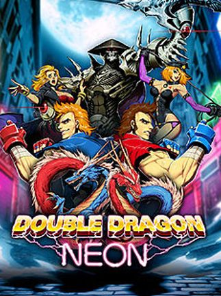 DOUBLE DRAGON Free Full Version Game Download For PC