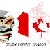 الحصول على فيزة الدراسة في كندا