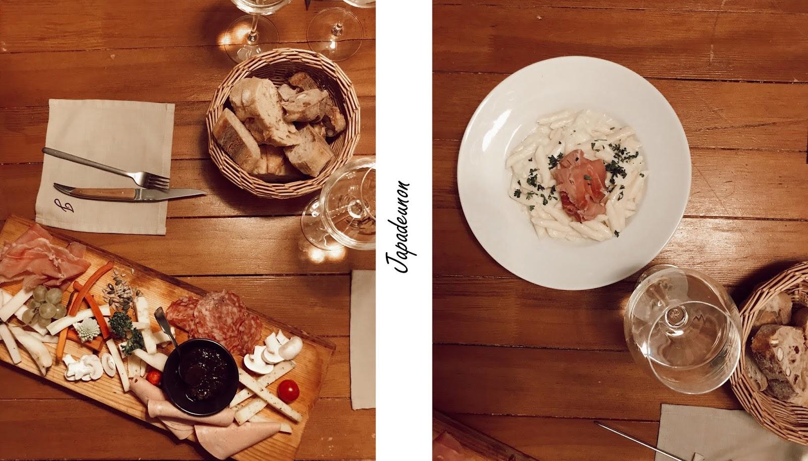 planchettes de fromages et de charcuteries