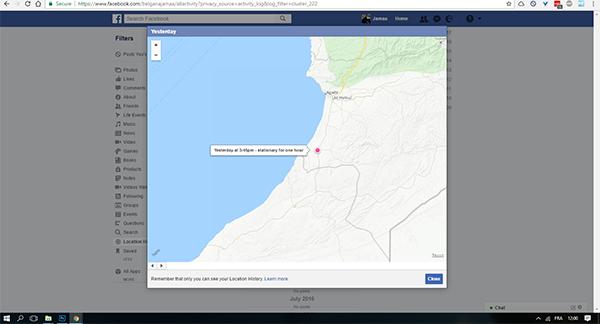 كيفية العثور على هاتفك الذكي المفقود وتحديد مكانه بدقة من خلال الفيسبوك !