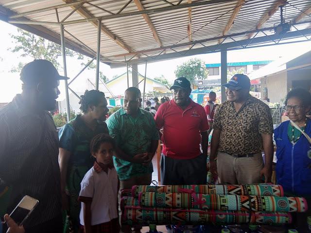Peduli Kemanusiaan, ULMWP Beri Bantuan untuk Korban Banjir Sentani