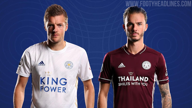 Leicester City 20-21 Away & Third Kits Released - Footy Headlines