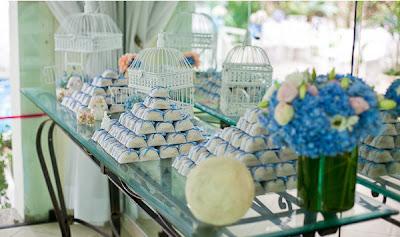 Resultado de imagem para decoração festa com gaiolas