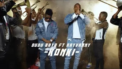 Download Video | Dudu Baya x Rayvanny - Konki