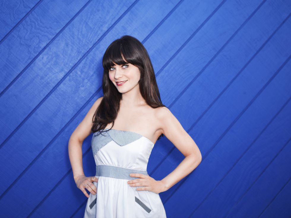 Zooey Deschanel Will Play Belle in a Live Beauty and the Beast