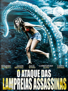 O Ataque das Lampreias Assassinas - HDRip Dublado