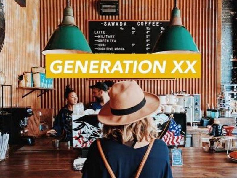 le podcast génération xx