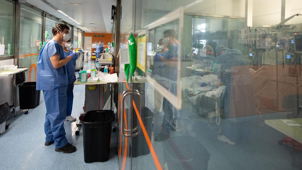 Coronavirus en España: 605 nuevos fallecidos, el incremento más bajo en 18 días