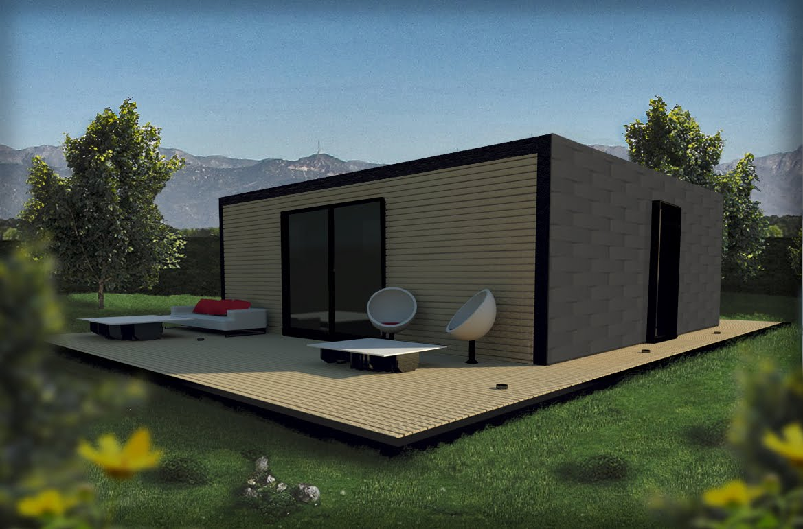 Arquitectura arquidea nuevo sistema de vivienda modular for Modelos de viviendas