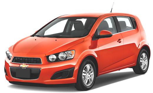 2019 Chevrolet Sonic Redesign