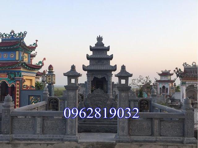 Sản phẩm cần bán: Lăng mộ đá xanh khối đẹp nhất Việt Nam Lang-mo-da-04