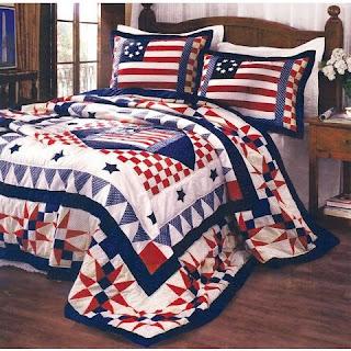 American Flag Comforter - All Flag