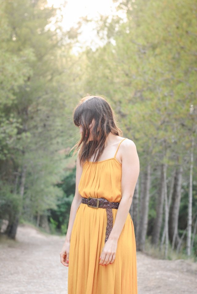 Yellow Pimkie Dress