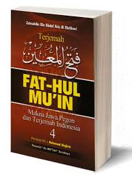 Buku Terjemah Fathul Muin Jilid 4 Makna Jawa Pegon Indonesia Toko Buku Aswaja Surabaya