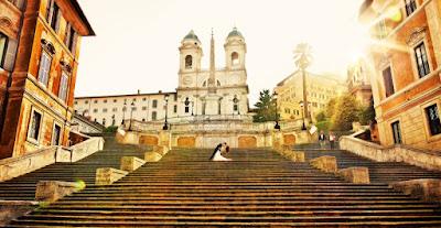 matrimonio piazza di spagna